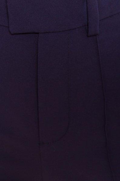 Брюки клеш Лакруа 3289 Цвет: Тёмно - синий