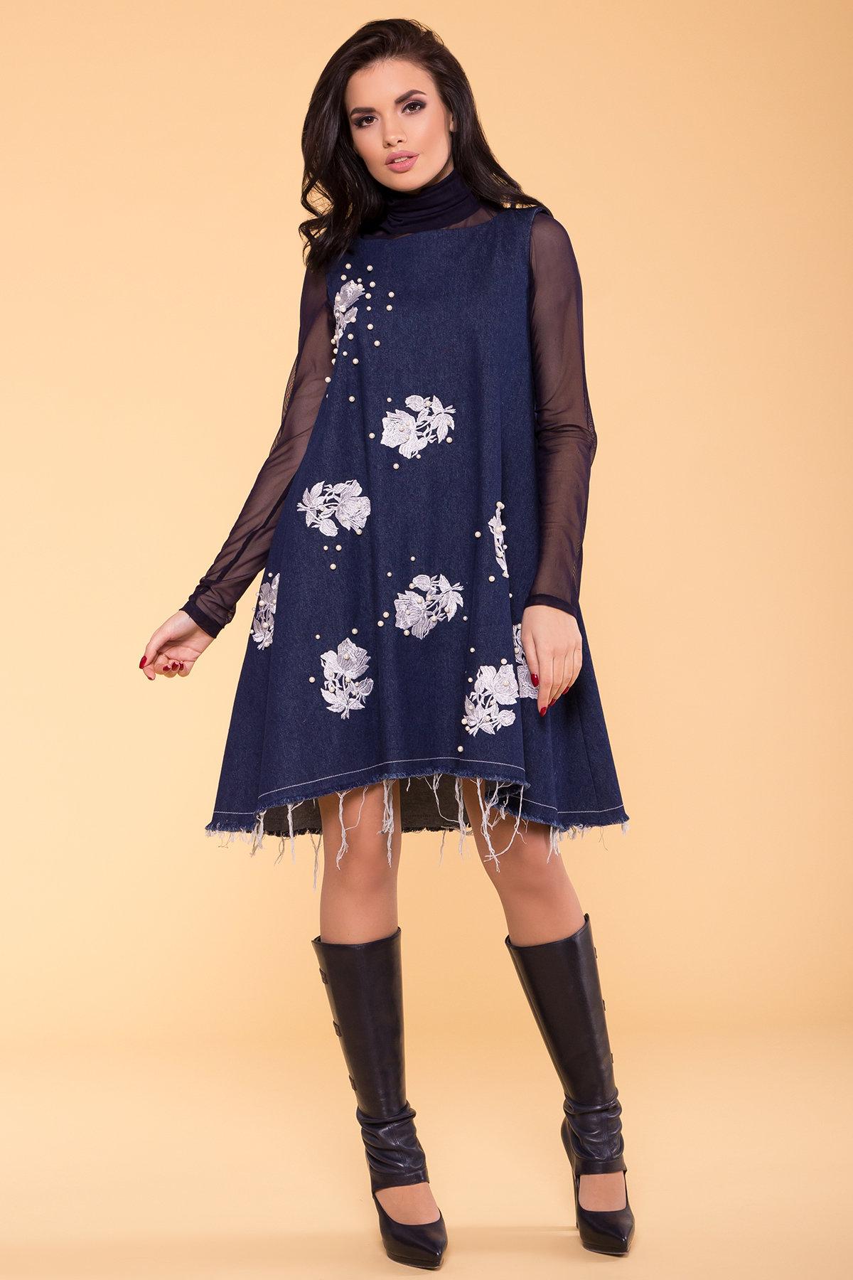 Женские платья от производителя оптом Платье Индира 3404