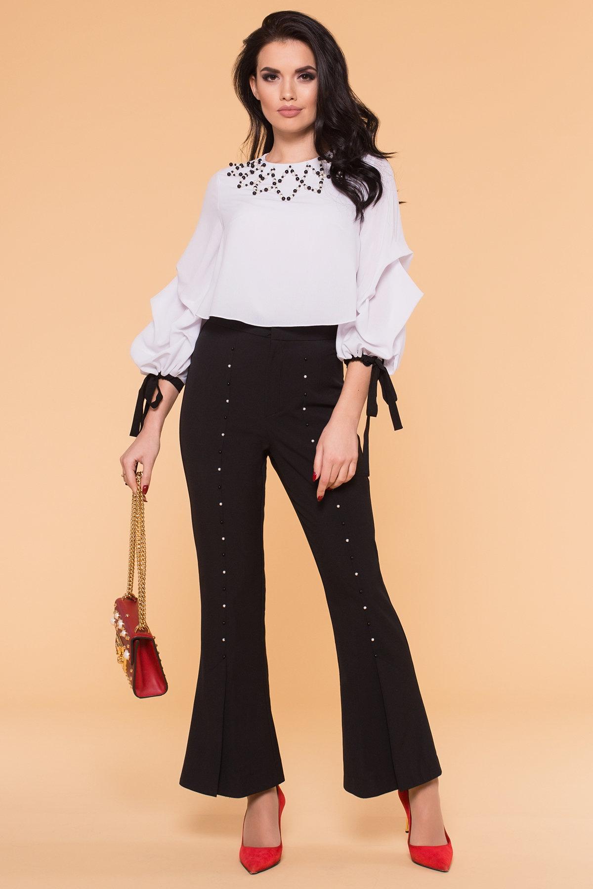 недорогие женские брюки Брюки Укороченные Сеймур 3288