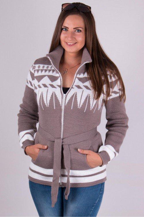 свитер вязаный купить Кофта Ириска