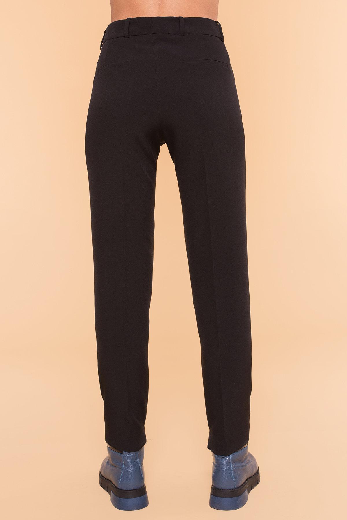 Базовые брюки со стрелками Эдвин 2467 АРТ. 16304 Цвет: Черный - фото 8, интернет магазин tm-modus.ru
