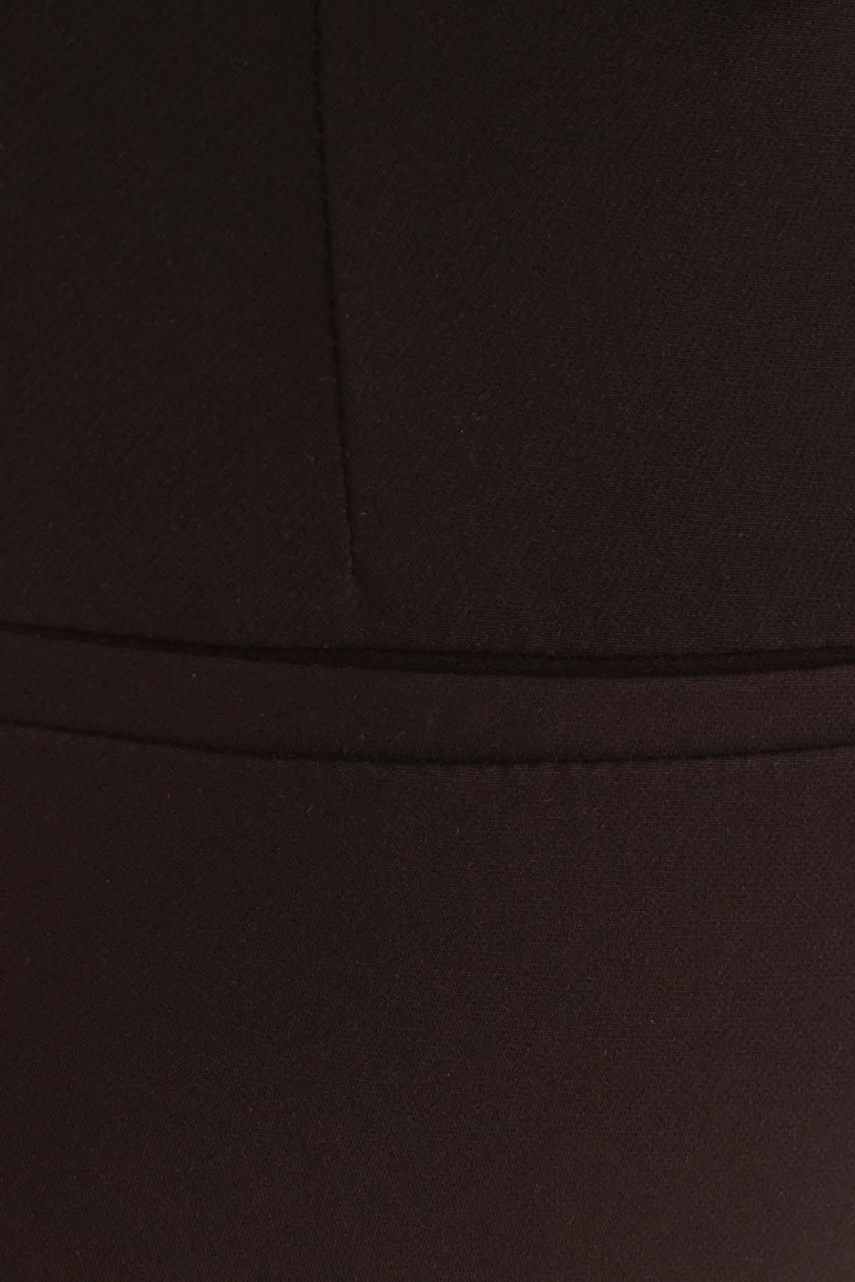 Базовые брюки со стрелками Эдвин 2467 АРТ. 16304 Цвет: Черный - фото 9, интернет магазин tm-modus.ru