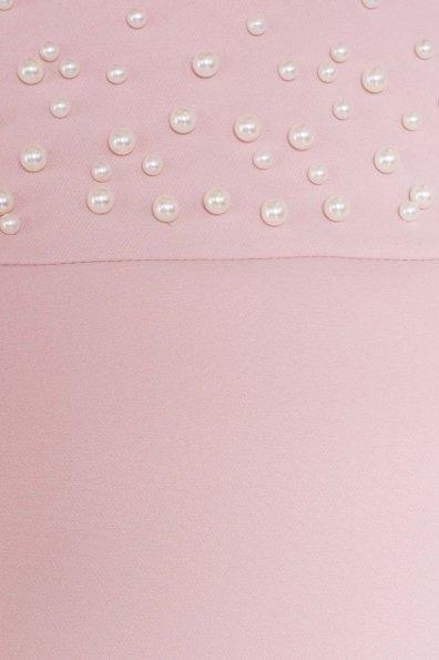 Платье Мими 5460 Цвет: Пудра