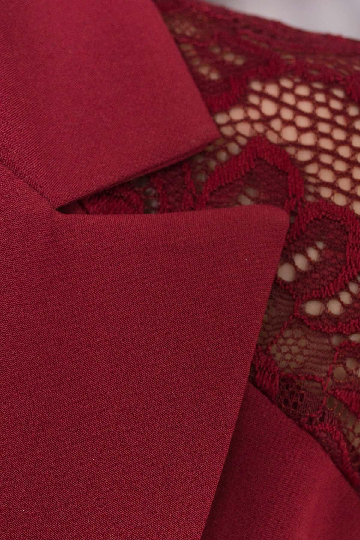 Комбинезон Тапи 4470 Цвет: Марсала