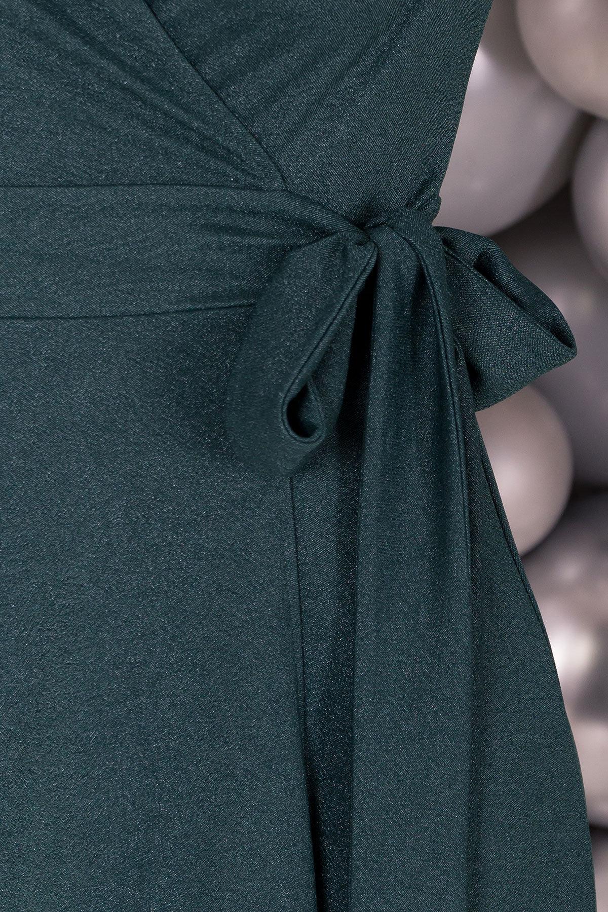 Платье миди Жозель 5863 АРТ. 38226 Цвет: Зеленый - фото 4, интернет магазин tm-modus.ru