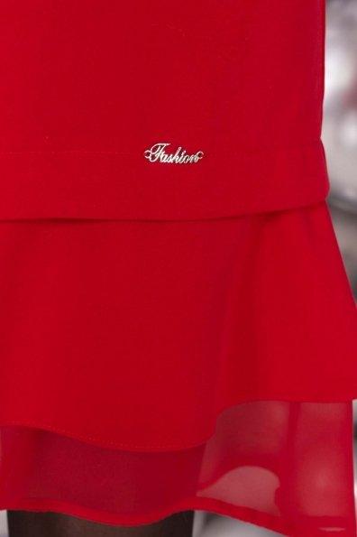 Платье Холли 5952 Цвет: Красный