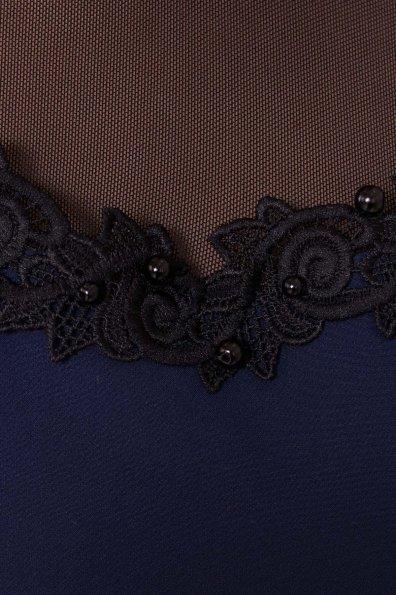 Платье Мусс 5485 Цвет: Т.синий №4