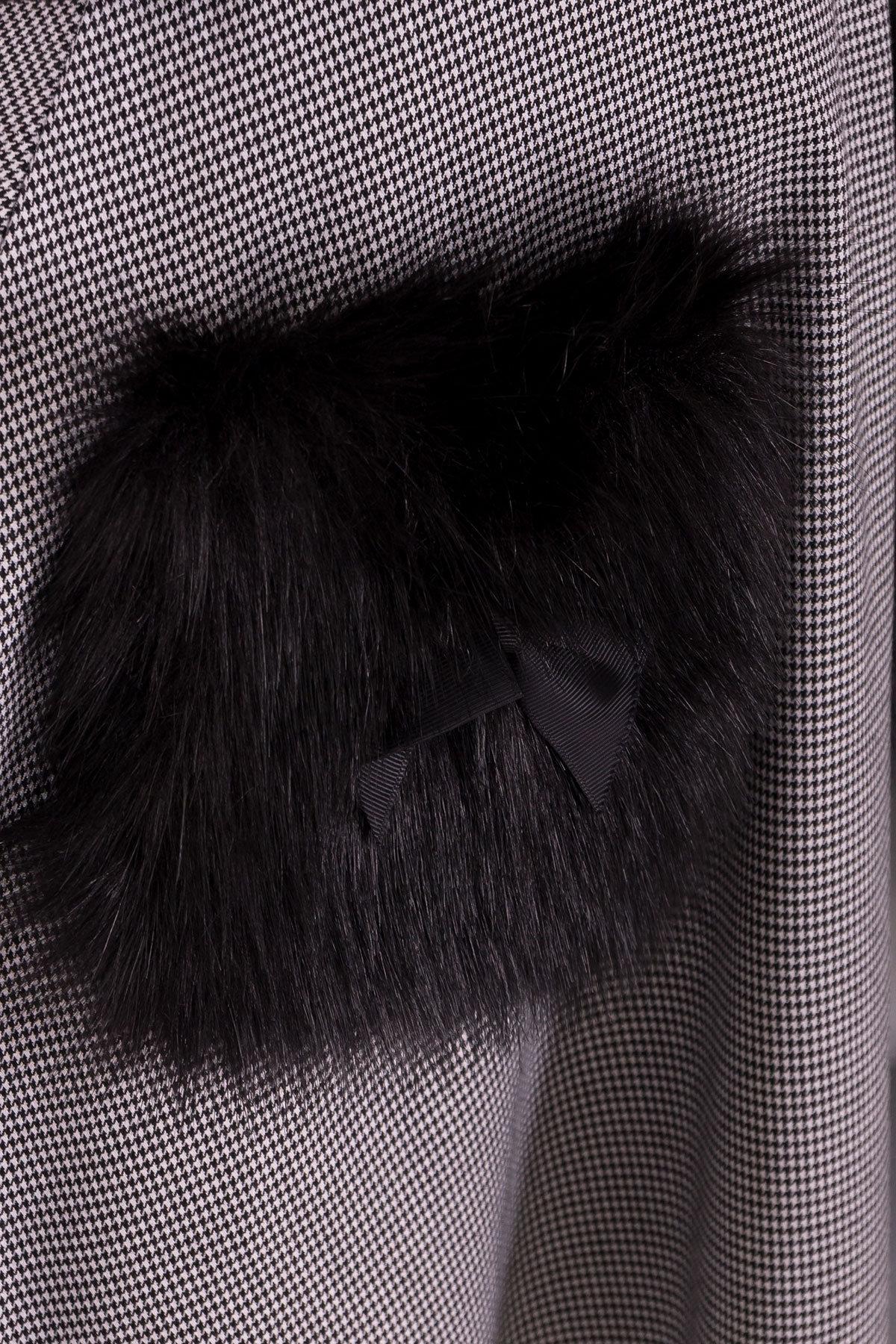 Платье Кассия 3851 Цвет: Черный/белый1/1