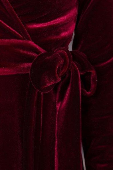 Платье Жозель 5784 Цвет: Марсала