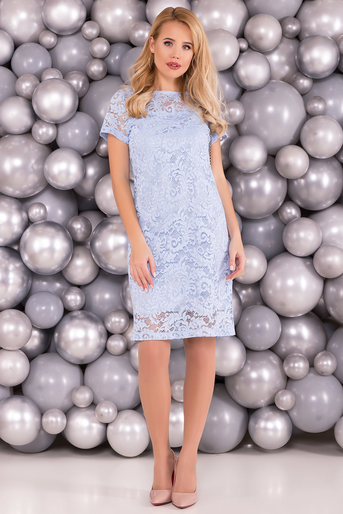 Купить женскую одежду оптом Платье Винтаж 3107