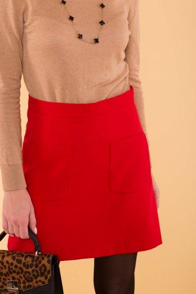Юбка Рона 2762 Цвет: Красный