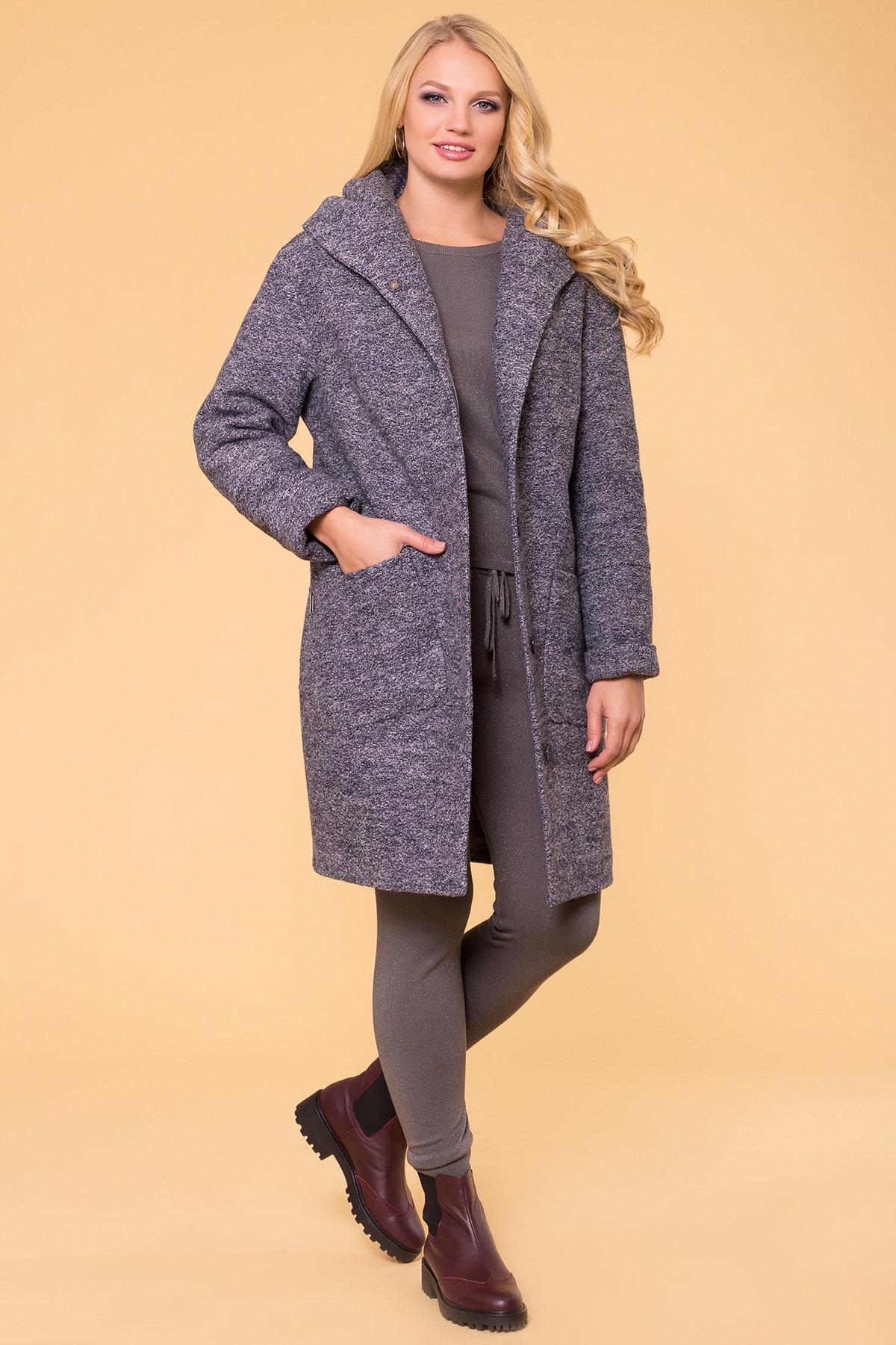 Пальто зима Анита Donna 3720 Цвет: Серый 22