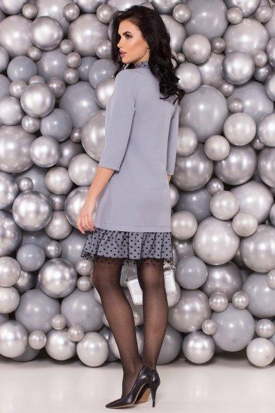 Платье Грейси 5949 Цвет: Серый