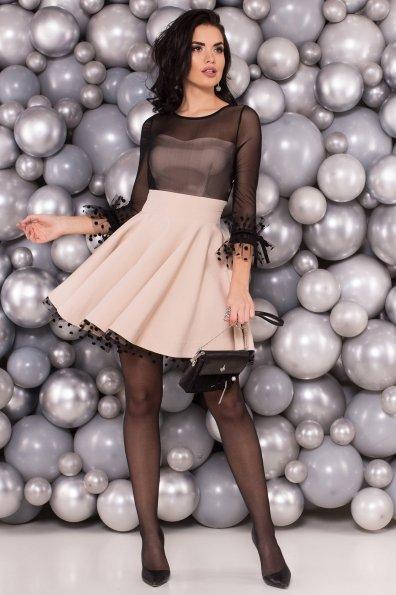 Платье Адриана 6022 Цвет: Бежевый