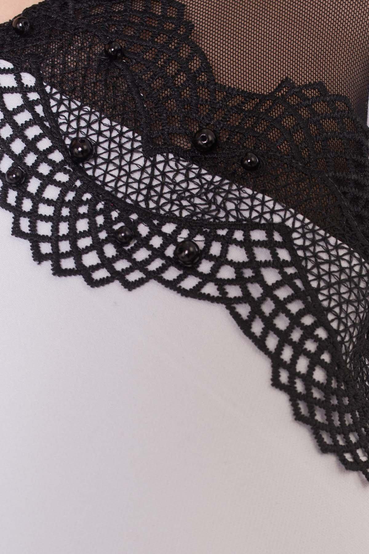 Платье Алексис 5517 АРТ. 37614 Цвет: Серый - фото 4, интернет магазин tm-modus.ru