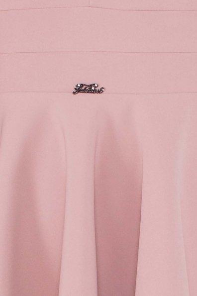 Платье Симур 5913 Цвет: Пудра