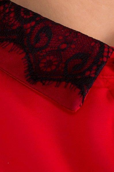Платье Берли 6081 Цвет: Красный/красный