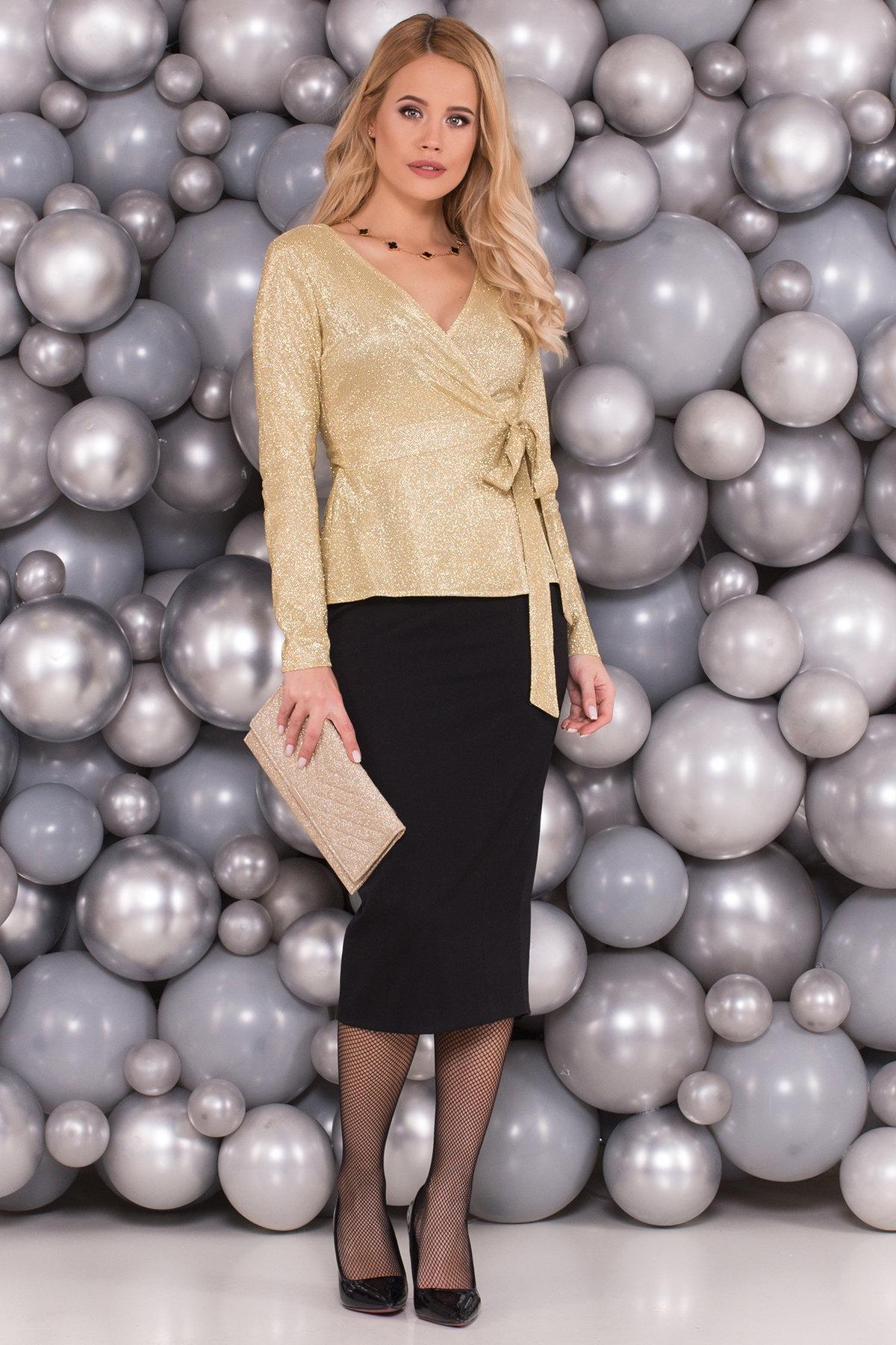 Блуза Марсо 6010 Цвет: Золото