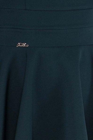 Платье Симур 5913 Цвет: Т.зеленый
