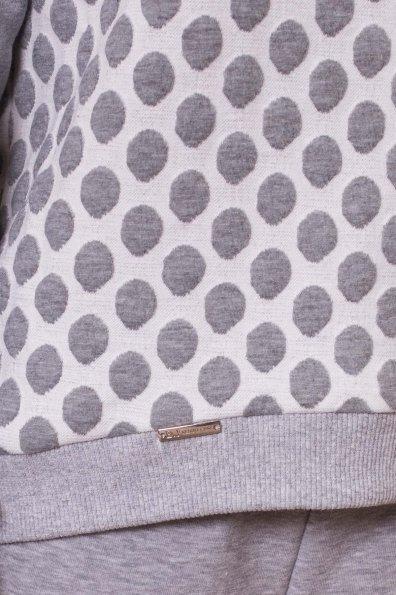Костюм Вей 6108 Цвет: Серый/серый горох