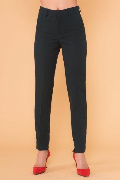 Базовые брюки со стрелками Эдвин 2467 Цвет: Темно-зеленый