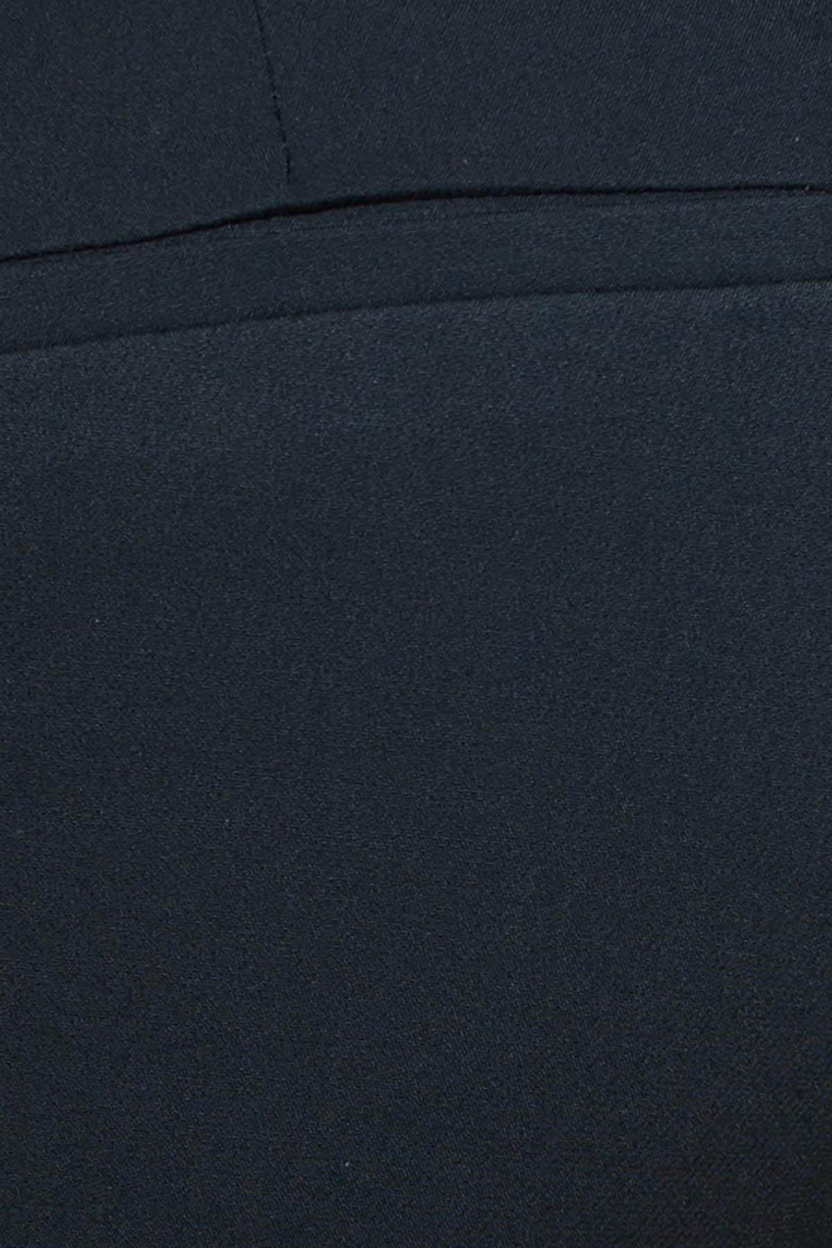 Базовые брюки со стрелками Эдвин 2467 АРТ. 17364 Цвет: Темно-зеленый - фото 5, интернет магазин tm-modus.ru