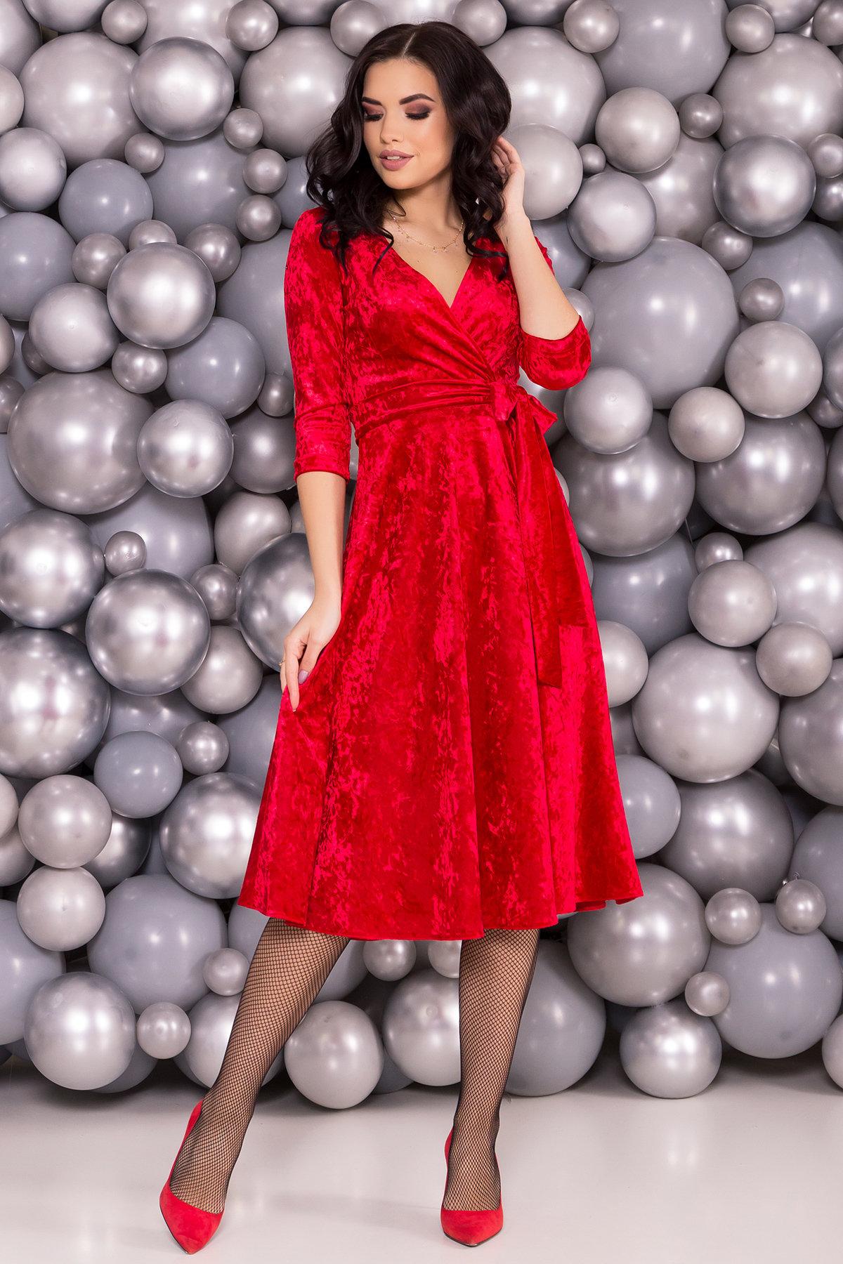 вечерние платья харьков Платье миди Келли 6094