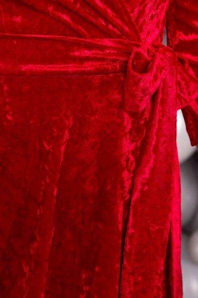 Платье миди Келли 6094 Цвет: Красный