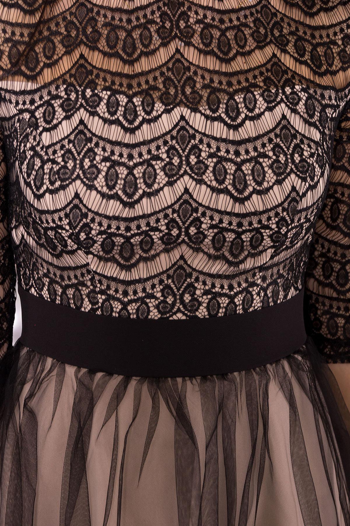Платье Амур 5505 Цвет: Бежевый