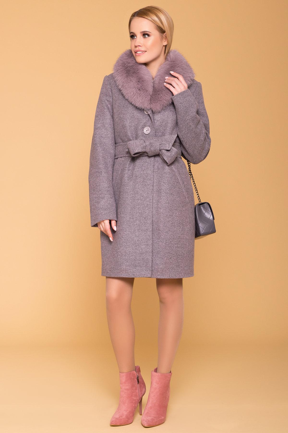 Пальто зима оптом от Modus Пальто зима Камила 5611