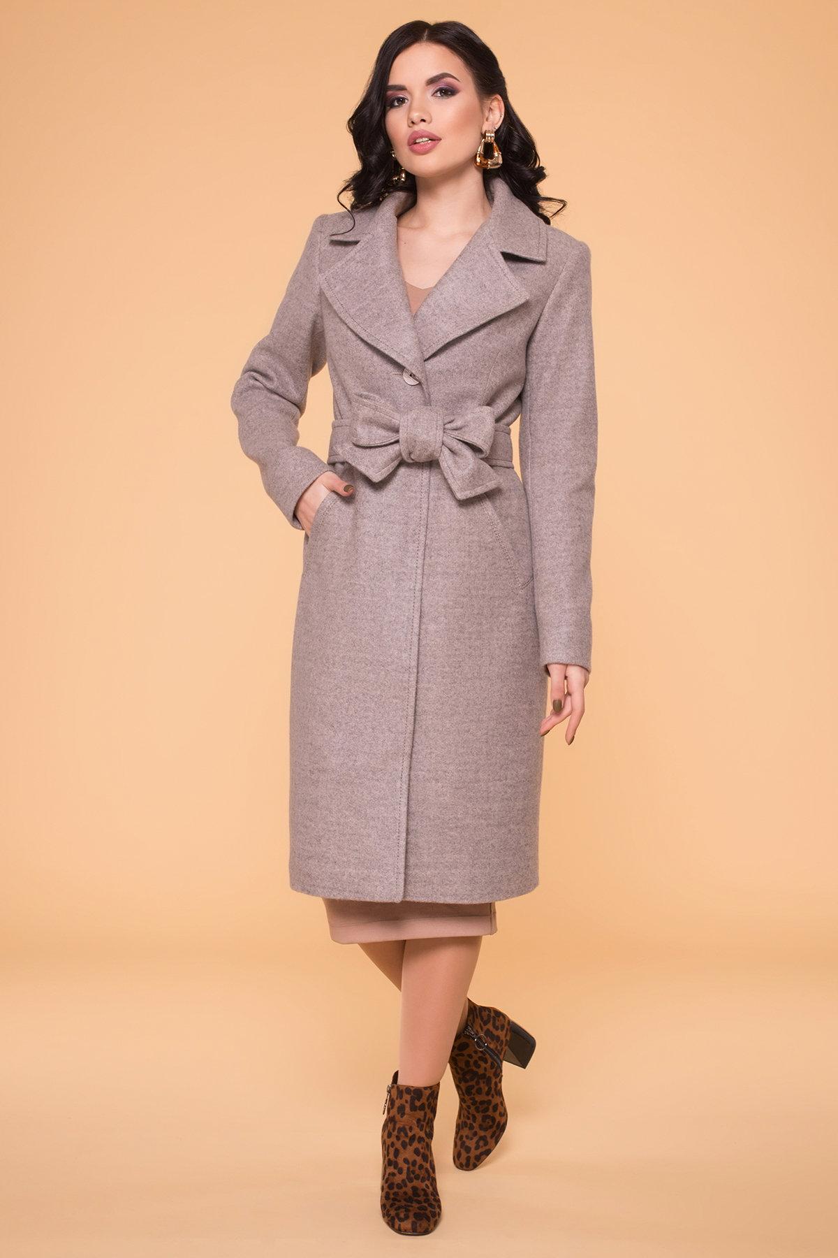 Пальто женское демисезонное интернет магазин TM Modus Пальто Камила 6173