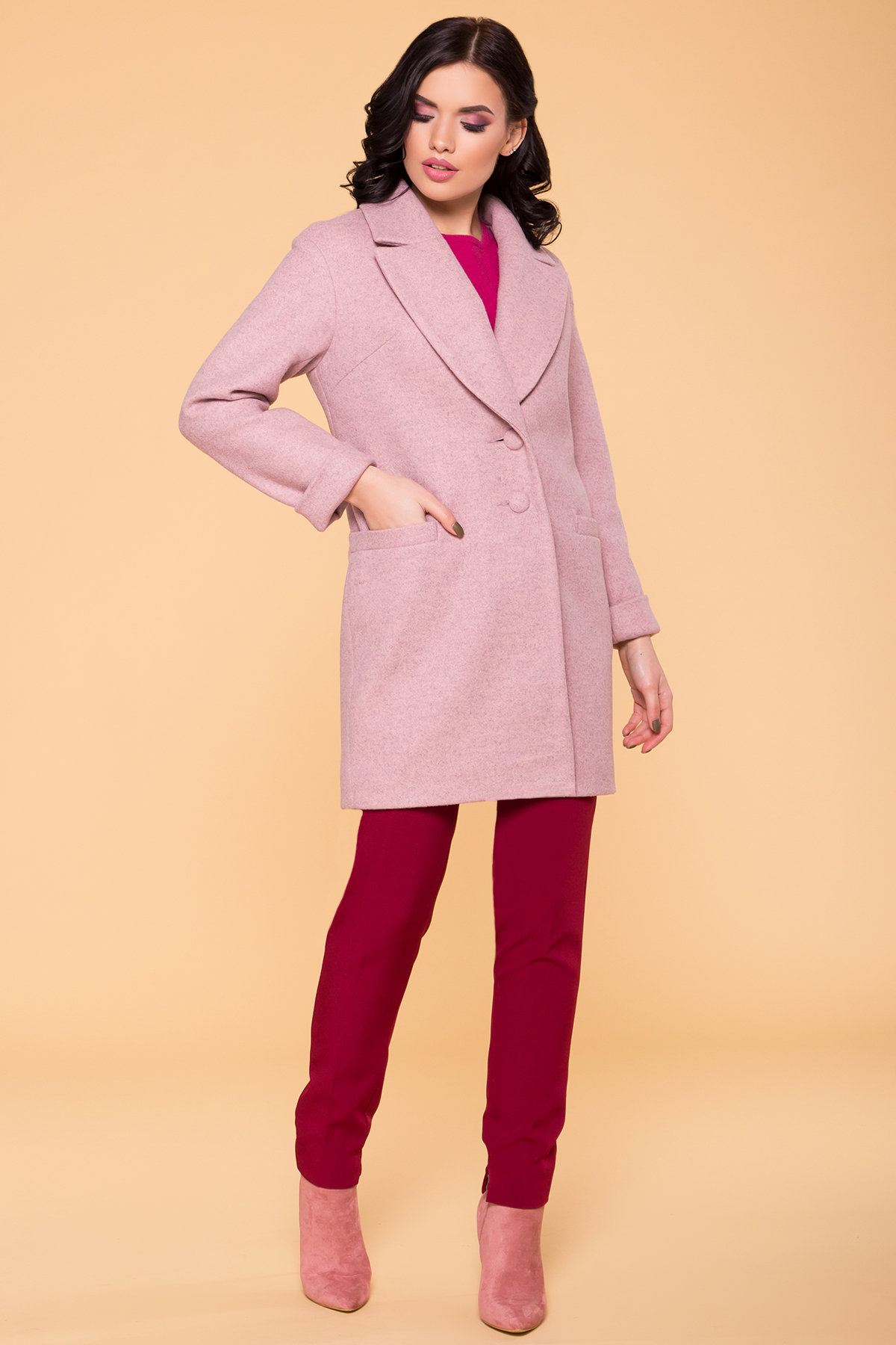 b3124daaa5c Купить пальто демисезонное