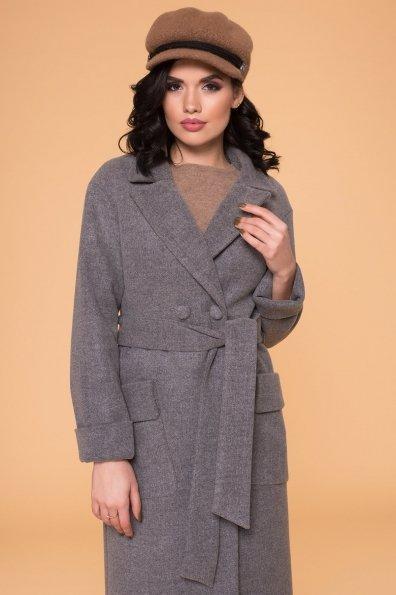 Пальто Парма 4425 Цвет: Серый 18