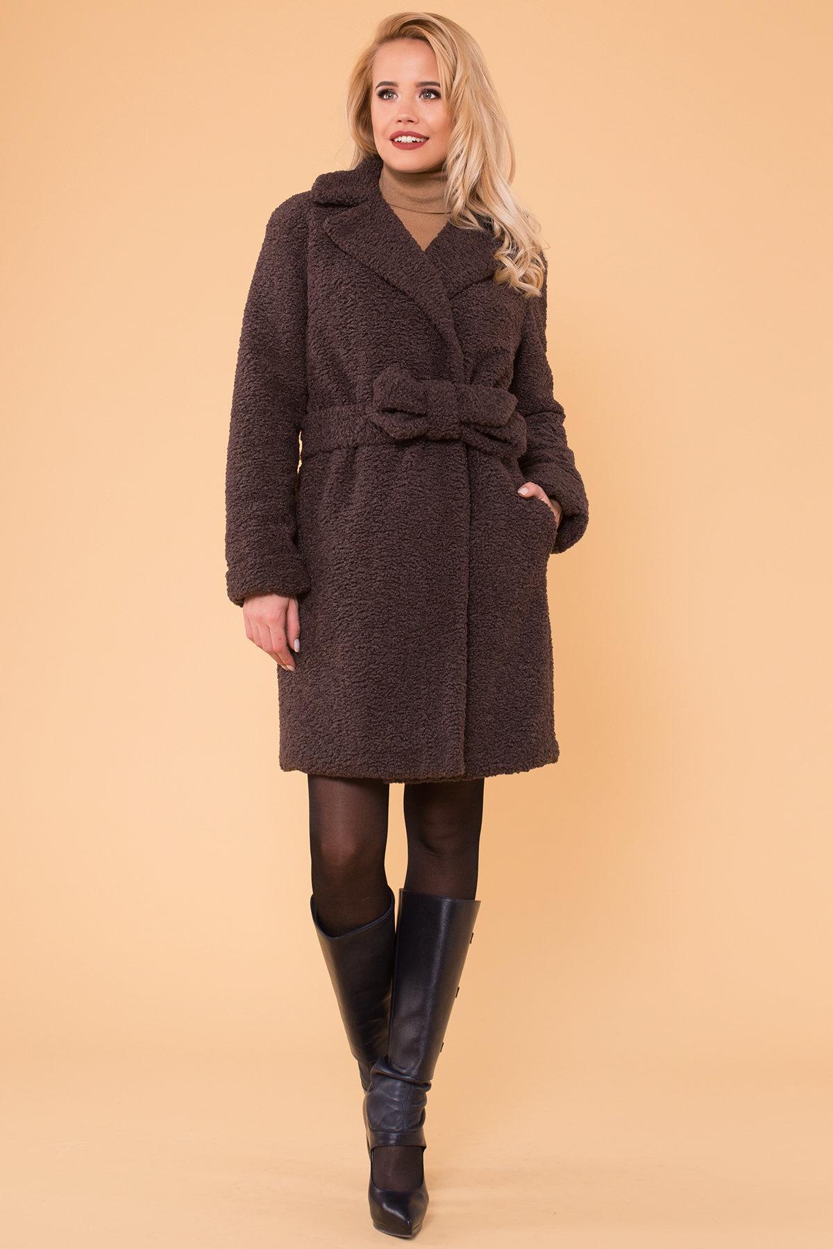 Купить женское зимнее пальто от Modus Пальто меховое зима Приора 6011