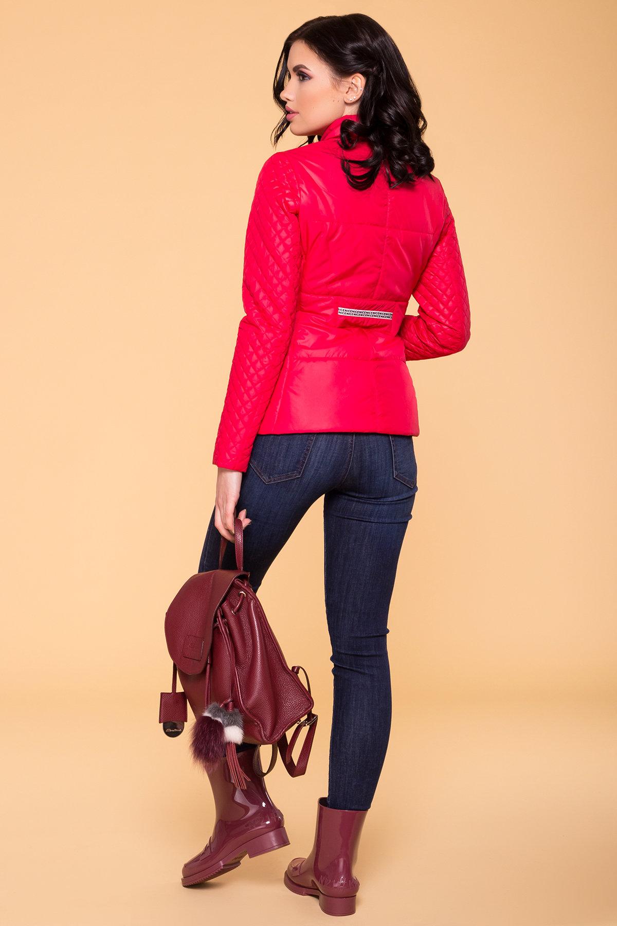 Куртка Романья 0077 Цвет: Красный