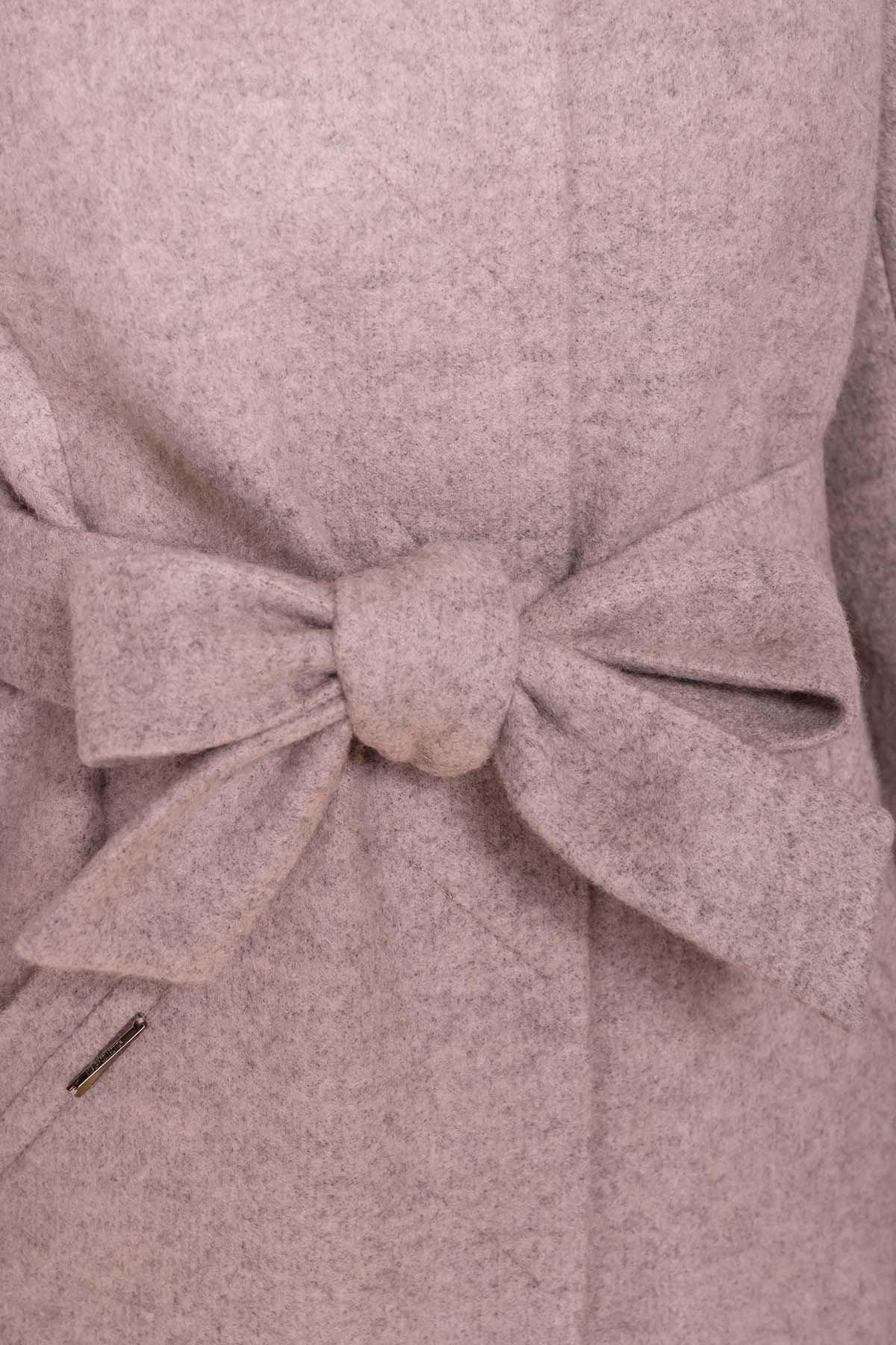 Пальто Люцея лайт 6180 АРТ. 40894 Цвет: Бежевый 31 - фото 6, интернет магазин tm-modus.ru