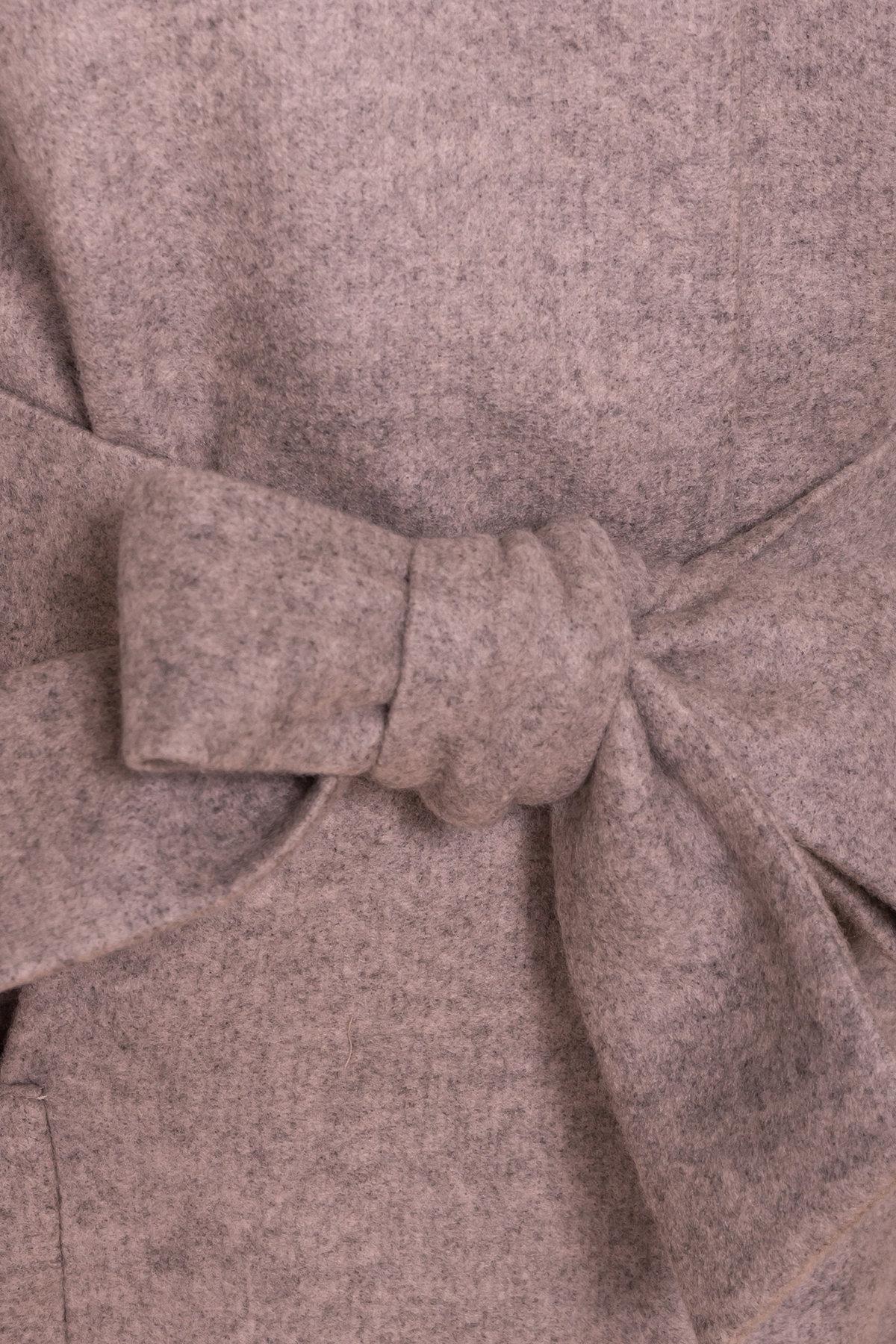 Пальто Кристина лайт 6170 АРТ. 41045 Цвет: Бежевый 31 - фото 6, интернет магазин tm-modus.ru