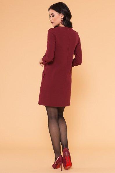 Платье Соул 5980 Цвет: Марсала