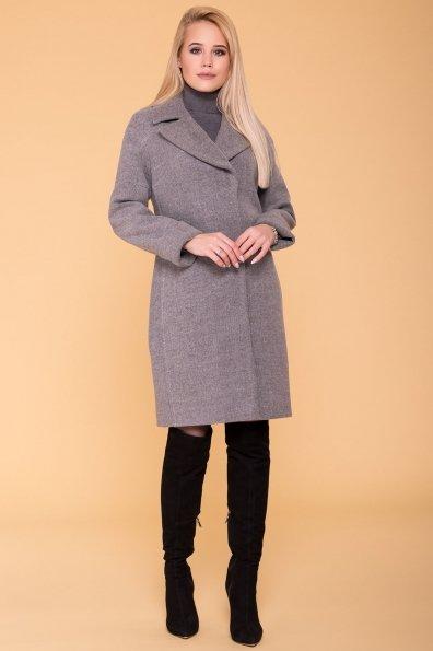Пальто Месси 6259 Цвет: Серый 1