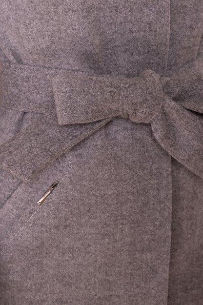 Пальто Люцея лайт 6180 Цвет: Серый 18