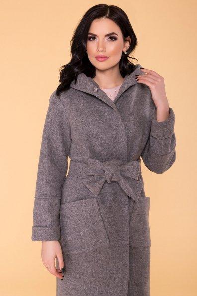 Пальто Анита 5325 Цвет: Серый 18