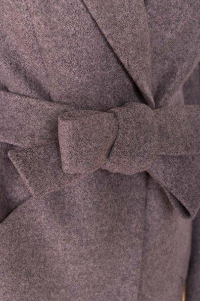 Пальто Мехико 6356 Цвет: Карамель 20/1