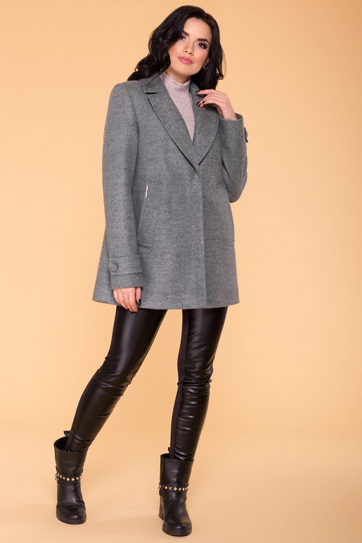 Купить весеннее пальто оптом от производителя Пальто Нейт 6352