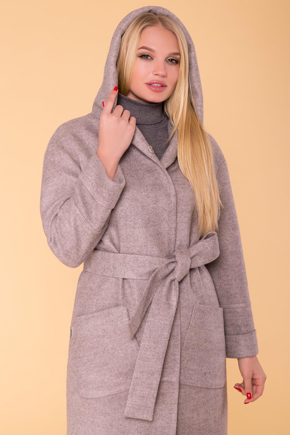 Пальто Анита DONNA 4423 Цвет: Бежевый 31