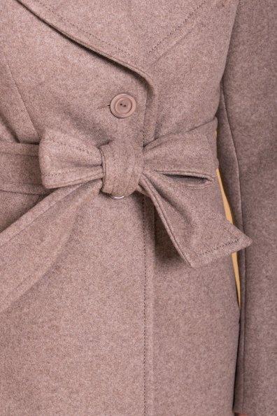 Пальто Камила 6172 Цвет: Бежевый 28