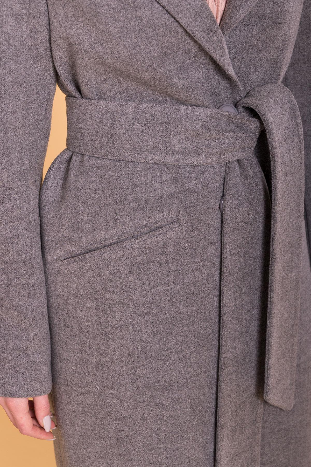 Демисезонное Эрли 6335 АРТ. 41144 Цвет: Серый 18 - фото 6, интернет магазин tm-modus.ru