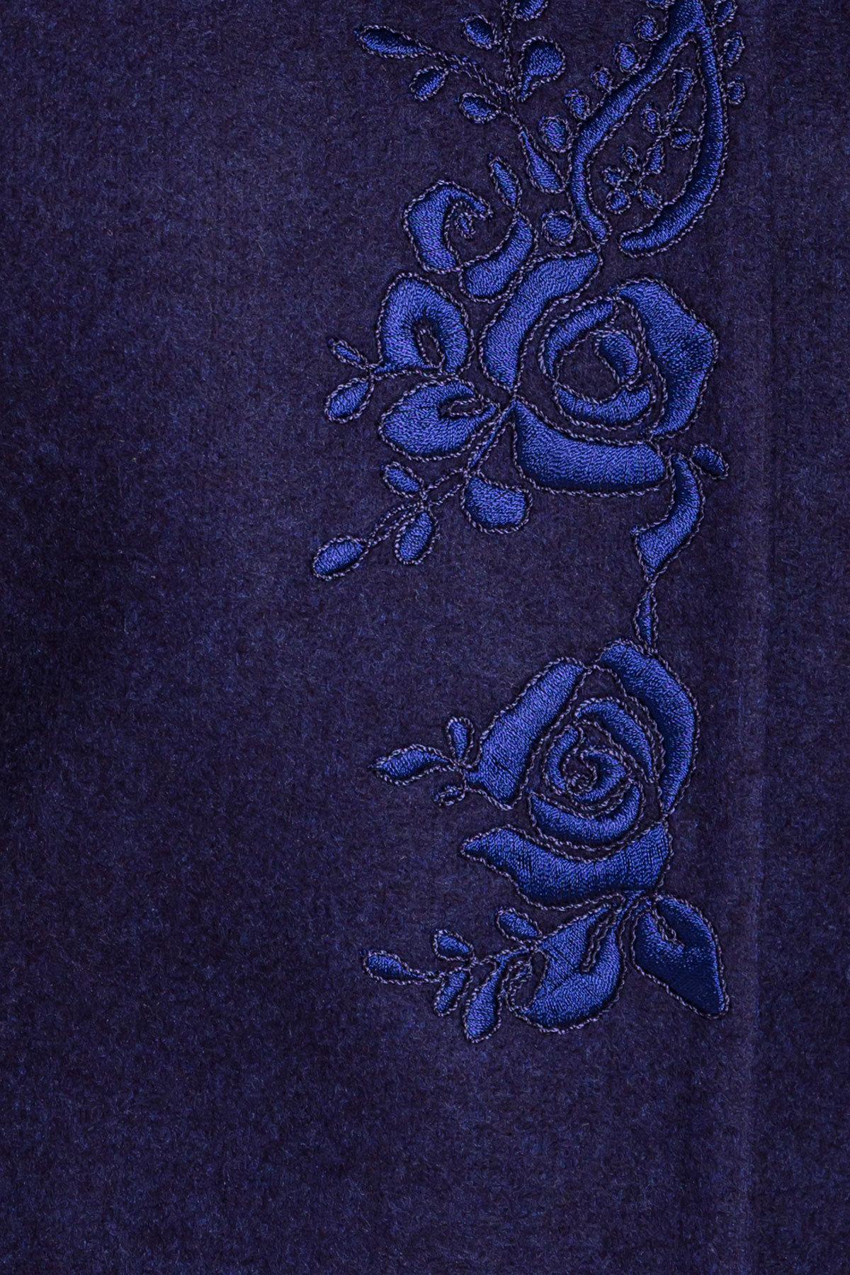 Пальто Авелони 4555 АРТ. 37022 Цвет: Темно-синий 17 - фото 5, интернет магазин tm-modus.ru