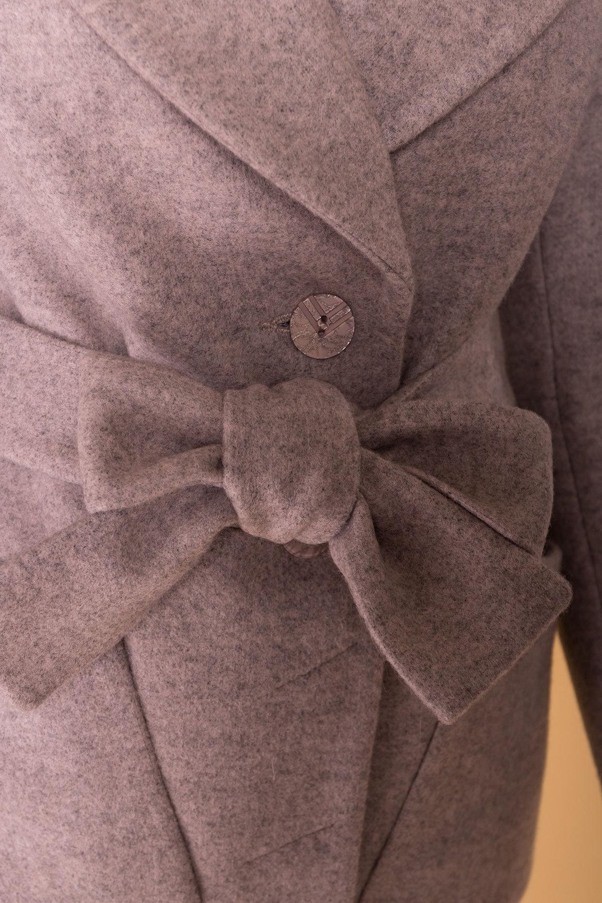 Пальто Габриэлла 4417 Цвет: Бежевый 31