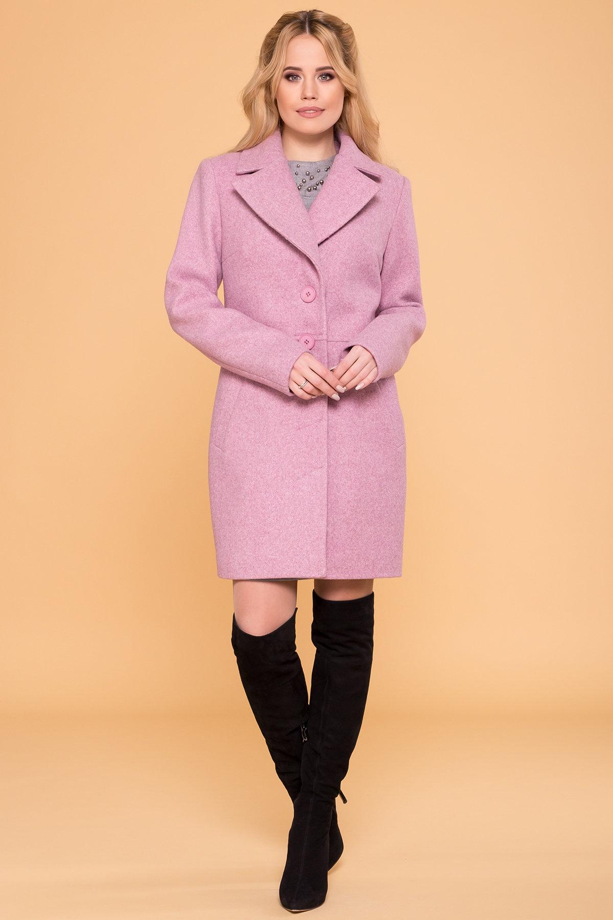 Пальто Габриэлла 5558 Цвет: Розовый 67