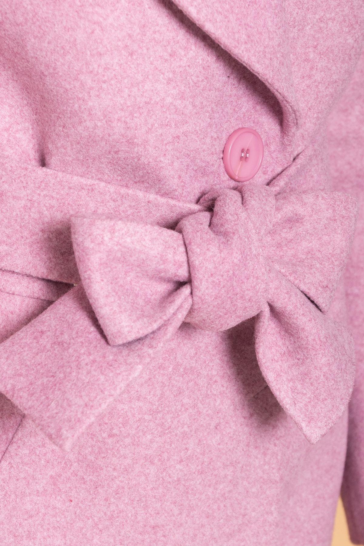Пальто Габриэлла 6289 Цвет: Розовый 67